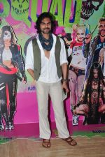 Gaurav Chopra at Suicide Squad premeire on 3rd Aug 2016