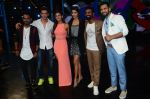 Hrithik Roshan, Pooja Hegde, Remo D Souza, Shakti Mohan, Dharmesh Yelande and Puneet Pathak on sets of Dance plus 2 on 3rg Aug 2016 (136)_57a2b7a3da40f.JPG