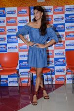 Jacqueline Fernandez at Flying Jatt song launch at Radio City in Mumbai on August 3, 3016 (113)_57a2e42a05323.JPG