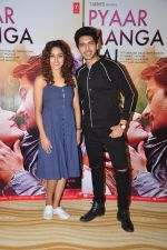 Neeti Mohan, Armaan Malik at PYAAR MANGA HAI Video Song Launch on 3rd August 2016