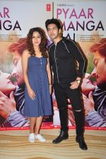 Neeti Mohan, Armaan Malik at PYAAR MANGA HAI Video Song Launch on 3rd August 2016 (52)_57a2e6f8da863.JPG