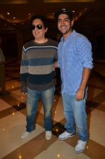 Sajid Nadiadwala, Rohit Dhawan at Dishoom Movie Press Meet on 3rd August 2016