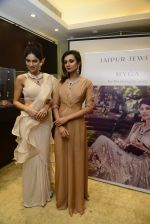 Sapna Pabbi, Ira Dubey at Jaipur Jewels Myga launch on 3rd Aug 2016