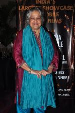 Shubha Khote at India mobile film festival in Mumbai on 3rd Aug 2016 (11)_57a2f881d8a49.JPG