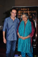 Shubha Khote at India mobile film festival in Mumbai on 3rd Aug 2016