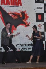 Sonakshi Sinha launches Rajj Rajj Ke song from Akira movie on 3rd August 2016 (71)_57a2e28c3c4ca.JPG