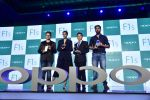 Sonam Kapoor, Yuvraj Singh, Dabboo Ratnani at Oppo F1s mobile launch in Mumbai on 3rd Aug 2016