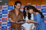 Tiger Shroff and Jacqueline Fernandez at Flying Jatt song launch at Radio City in Mumbai on August 3, 3016 (100)_57a2e47c2a166.JPG