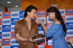 Tiger Shroff and Jacqueline Fernandez at Flying Jatt song launch at Radio City in Mumbai on August 3, 3016 (101)_57a2e47d0996d.JPG