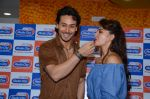 Tiger Shroff and Jacqueline Fernandez at Flying Jatt song launch at Radio City in Mumbai on August 3, 3016 (103)_57a2e47e22dad.JPG