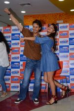 Tiger Shroff and Jacqueline Fernandez at Flying Jatt song launch at Radio City in Mumbai on August 3, 3016 (110)_57a2e4822fb6f.JPG
