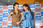 Tiger Shroff and Jacqueline Fernandez at Flying Jatt song launch at Radio City in Mumbai on August 3, 3016 (77)_57a2e43388240.JPG