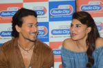 Tiger Shroff and Jacqueline Fernandez at Flying Jatt song launch at Radio City in Mumbai on August 3, 3016 (85)_57a2e436a5005.JPG