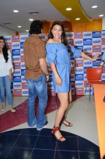 Tiger Shroff and Jacqueline Fernandez at Flying Jatt song launch at Radio City in Mumbai on August 3, 3016 (90)_57a2e477cf409.JPG