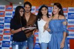 Tiger Shroff and Jacqueline Fernandez at Flying Jatt song launch at Radio City in Mumbai on August 3, 3016 (96)_57a2e47ab7c52.JPG