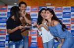 Tiger Shroff and Jacqueline Fernandez at Flying Jatt song launch at Radio City in Mumbai on August 3, 3016 (97)_57a2e43aeaf26.JPG