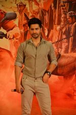 Varun Dhawan at Dishoom Movie Press Meet on 3rd August 2016