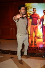Varun Dhawan at Dishoom Movie Press Meet on 3rd August 2016 (43)_57a2e8ff9653f.JPG