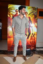 Varun Dhawan at Dishoom Movie Press Meet on 3rd August 2016 (49)_57a2e90729c45.JPG