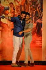 Varun Dhawan, John Abraham at Dishoom Movie Press Meet on 3rd August 2016