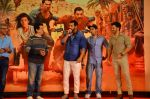 Varun Dhawan, John Abraham, Sajid Nadiadwala, Rohit Dhawan at Dishoom Movie Press Meet on 3rd August 2016 (42)_57a2e8b060c93.JPG