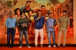 Varun Dhawan, John Abraham, Sajid Nadiadwala, Rohit Dhawan at Dishoom Movie Press Meet on 3rd August 2016 (43)_57a2e9dd85d3c.JPG