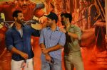 Varun Dhawan, John Abraham,Rohit Dhawan at Dishoom Movie Press Meet on 3rd August 2016 (53)_57a2ea6fd0d32.JPG
