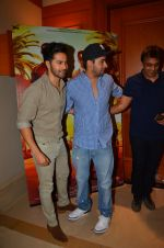 Varun Dhawan, Rohit Dhawan at Dishoom Movie Press Meet on 3rd August 2016 (2)_57a2e9210df17.JPG