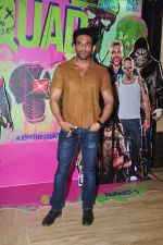 at Suicide Squad premeire on 3rd Aug 2016