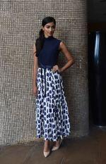Pooja Hegde promote Mohenjo Daro in Delhi on 4th Aug 2016 (3)_57a4416f68841.jpg