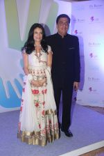 Ronnie Screwvala along with his wife Zarina Mehta during Jewellers for Hope Charity Dinner event in Mumbai, India on August 4, 2016 (10)_57a45121a2807.JPG