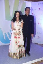 Ronnie Screwvala along with his wife Zarina Mehta during Jewellers for Hope Charity Dinner event in Mumbai, India on August 4, 2016 (7)_57a4510ccb265.JPG