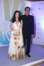 Ronnie Screwvala along with his wife Zarina Mehta during Jewellers for Hope Charity Dinner event in Mumbai, India on August 4, 2016 (8)_57a45116f21c5.JPG