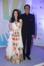Ronnie Screwvala along with his wife Zarina Mehta during Jewellers for Hope Charity Dinner event in Mumbai, India on August 4, 2016 (6)_57a4510ad5925.JPG