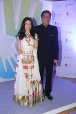 Ronnie Screwvala along with his wife Zarina Mehta during Jewellers for Hope Charity Dinner event in Mumbai, India on August 4, 2016 (9)_57a4511c077a5.JPG