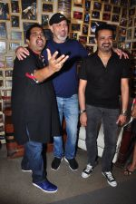 Shankar Mahadevan, Ehsaan Noorani and Loy Mendonsa at Sanjay Divecha album launch in Mumbai on 4th Aug 2016 (14)_57a45480b8b96.JPG