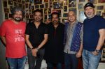 Shankar Mahadevan, Ehsaan Noorani, Loy Mendonsa, Amole Gupte at Sanjay Divecha album launch in Mumbai on 4th Aug 2016 (22)_57a4548547776.JPG