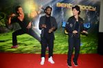 Tiger Shroff & Remo Dsouza promote A Flying Jatt on 4th Aug 2016 (28)_57a45525d28cc.JPG