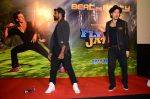 Tiger Shroff & Remo Dsouza promote A Flying Jatt on 4th Aug 2016 (61)_57a455322e236.JPG