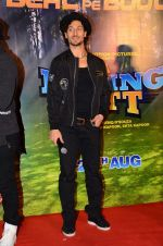 Tiger Shroff promote A Flying Jatt on 4th Aug 2016