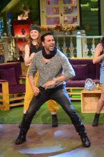 Akshay Kumar promote Rustom on the sets of The Kapil Sharma Show on 5th Aug 2016 (12)_57a574786f8fc.JPG