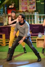 Akshay Kumar promote Rustom on the sets of The Kapil Sharma Show on 5th Aug 2016 (14)_57a5747b40704.JPG