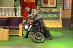 Akshay Kumar promote Rustom on the sets of The Kapil Sharma Show on 5th Aug 2016 (23)_57a57489b0b51.JPG