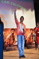 Hrithik Roshan at Mohenjo Daro promotions in Gargi college on 5th Aug 2016 (10)_57a567b68940a.jpg