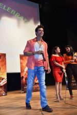 Hrithik Roshan at Mohenjo Daro promotions in Gargi college on 5th Aug 2016 (7)_57a567b0a58ad.jpg