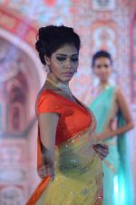 Model walk the ramp for IIJS show in Mumbai on 5th Aug 2016 (33)_57a56c14ba302.JPG