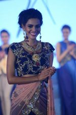 Model walk the ramp for IIJS show in Mumbai on 5th Aug 2016 (96)_57a56c7038920.JPG