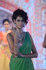 Model walk the ramp for IIJS show in Mumbai on 5th Aug 2016 (31)_57a56c0fa0572.JPG