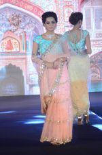 Model walk the ramp for IIJS show in Mumbai on 5th Aug 2016 (35)_57a56c1812a26.JPG