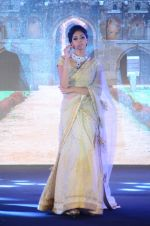 Model walk the ramp for IIJS show in Mumbai on 5th Aug 2016 (7)_57a56bf338f9a.JPG